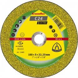 Tarcza Klingspor 125/2,5 mm C24 Extra