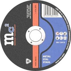 Tarcza MC2 180/3,2 mm wypukła