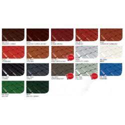 Farba NA DACH Śnieżka 10 l - kolory