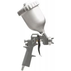 Pistolet lakierniczy z górnym zbiornikiem 0,65 l