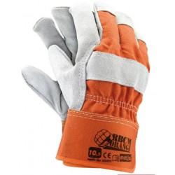 Rękawice skórzane RBCM