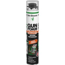 Piana pistoletowa GUNFOAM-4004 DenBraven 750 ml