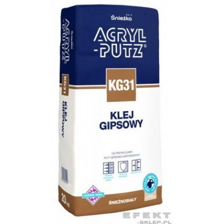 ACRYL-PUTZ KLEJ GIPSOWY 20 kg