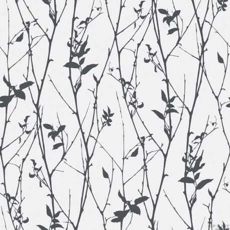 Tapeta 6060-BAW BLACK&WHITE Spring Tree 10,05x0,53m