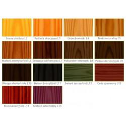 Lakierobejca VIDARON 0,75 l - kolory