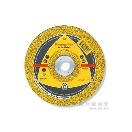 Tarcza Klingspor 125/6 mm A24 Extra