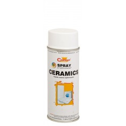 Spray CERAMICS Champion BIAŁY 400 ml