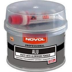 Szpachlówka z pyłem aluminiowym ALU NOVOL 0,25 kg