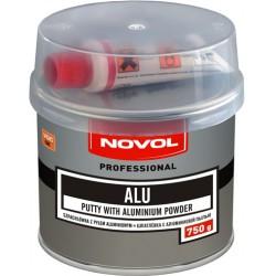 Szpachlówka z pyłem aluminiowym ALU NOVOL 0,75 kg