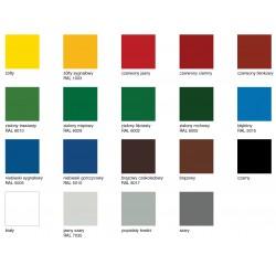 Farba CHLOROKAUCZUK Nobiles 1 l - kolory