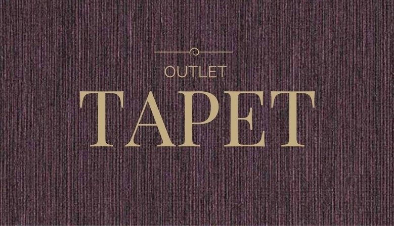 Outlet tapet