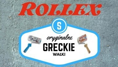 Wałki Rollex